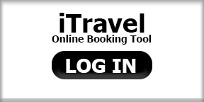 Login to iTravel Online Booking Tool